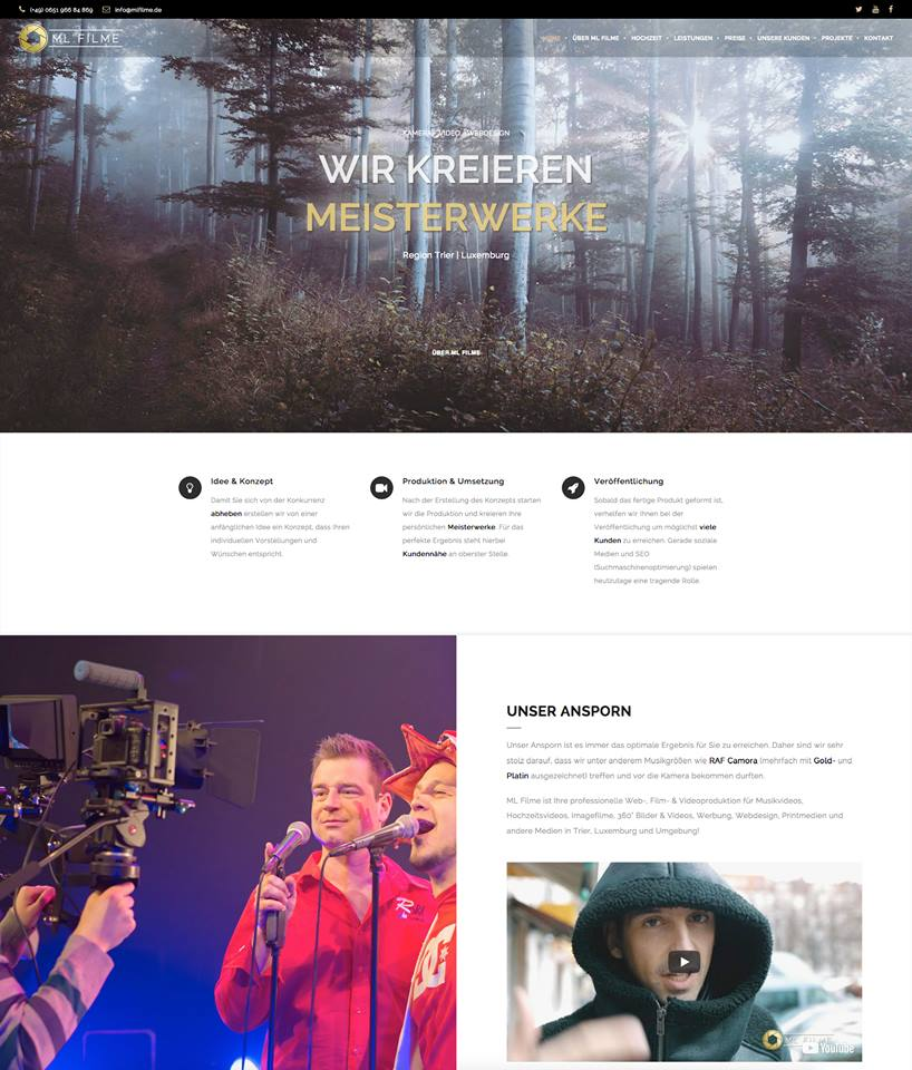 Webseite Preview 1